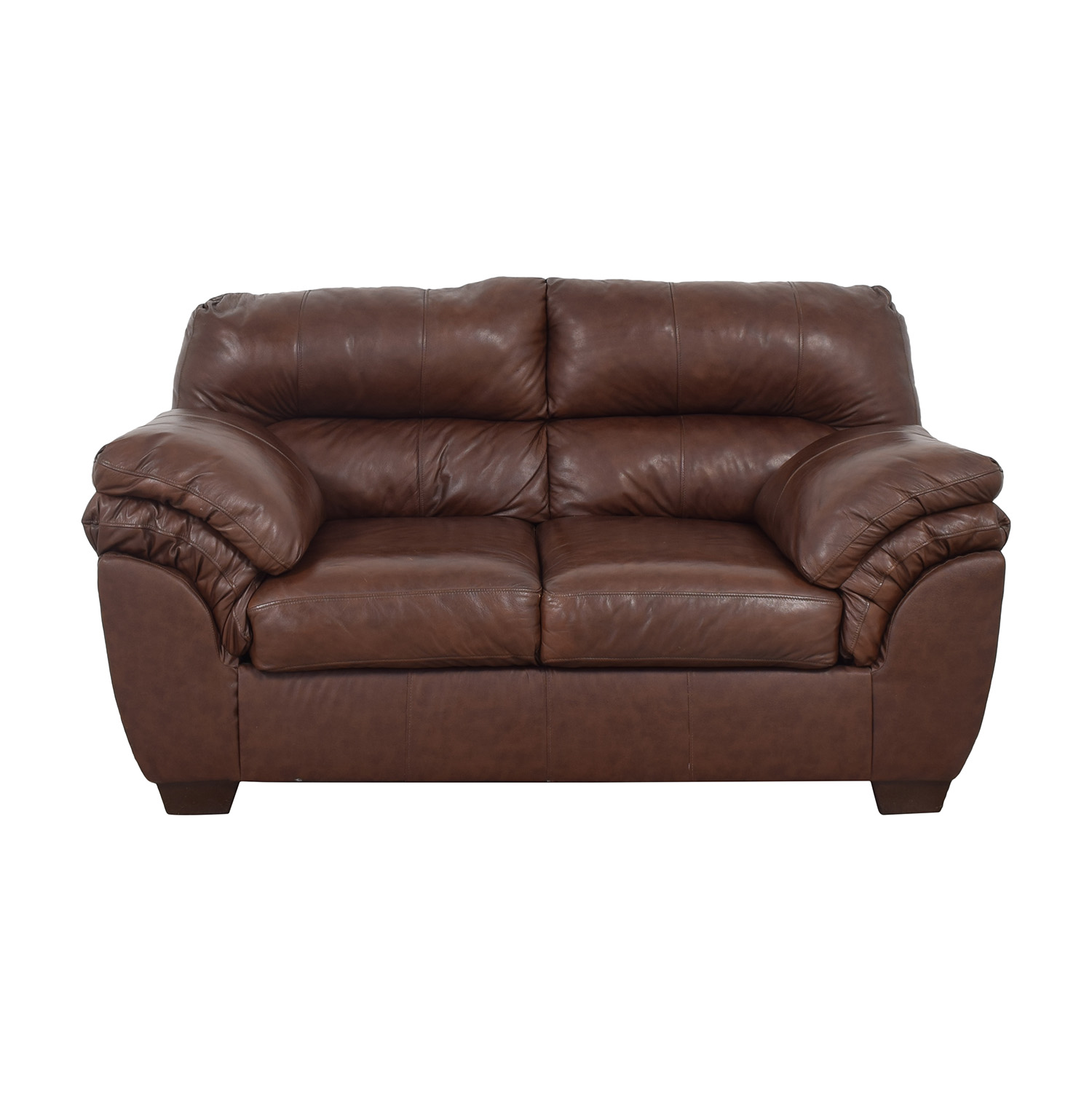 Ashley Furniture Ashley Furniture Overstuffed Loveseat ma