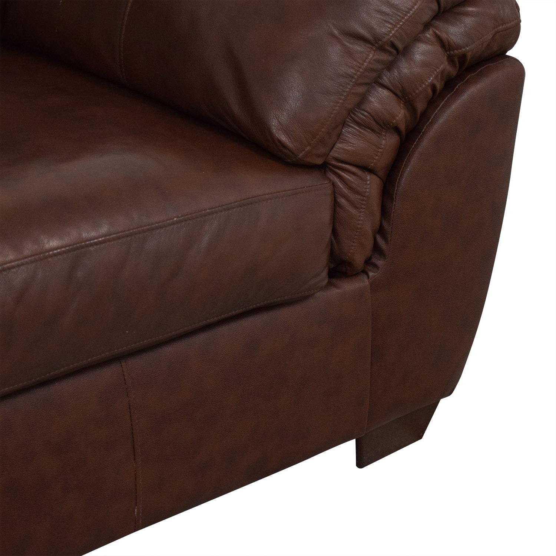 buy Ashley Furniture Overstuffed Loveseat Ashley Furniture