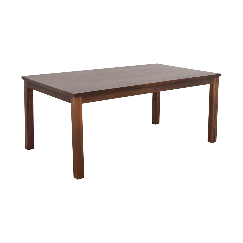 buy Lyndon Furniture Rectangular Dining Table Lyndon Furniture Dinner Tables