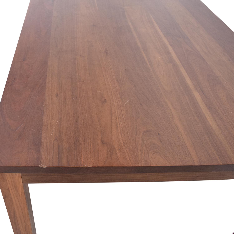 Lyndon Furniture Lyndon Furniture Rectangular Dining Table nj