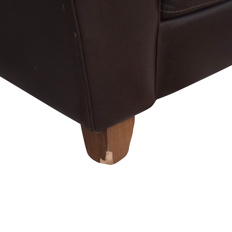 buy West Elm West Elm Three Cushion Couch online