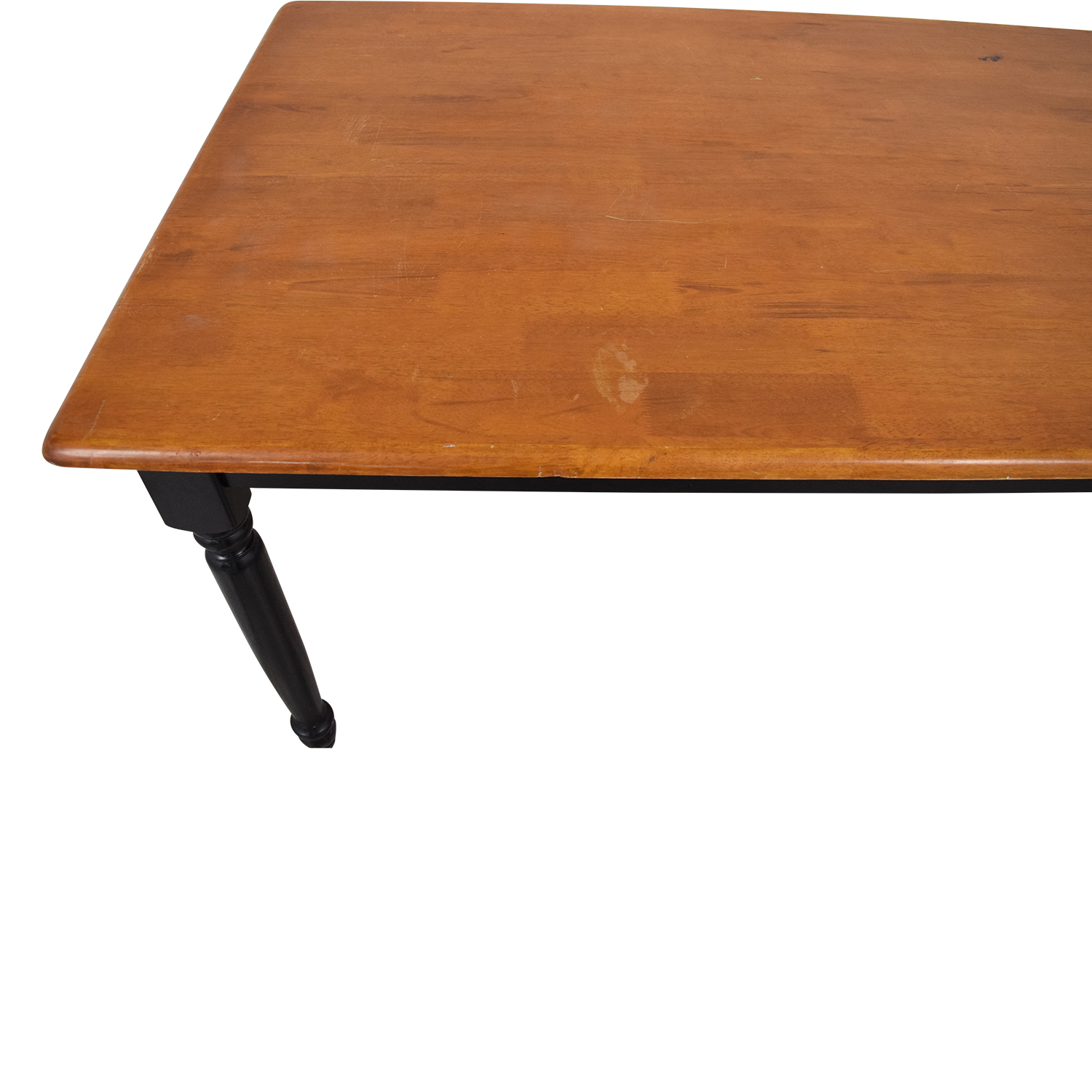 Pottery Barn Wood Dining Table sale