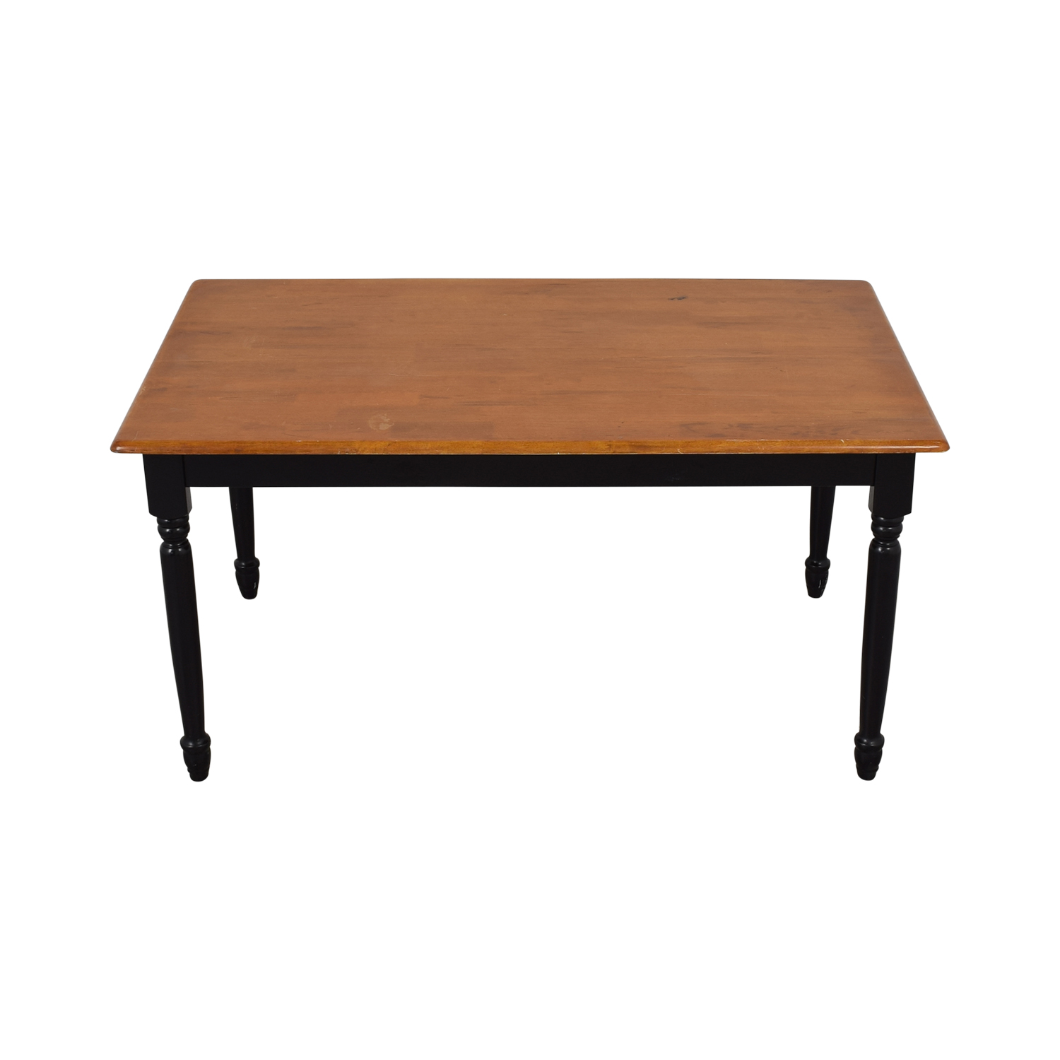 Pottery Barn Pottery Barn Wood Dining Table Tables