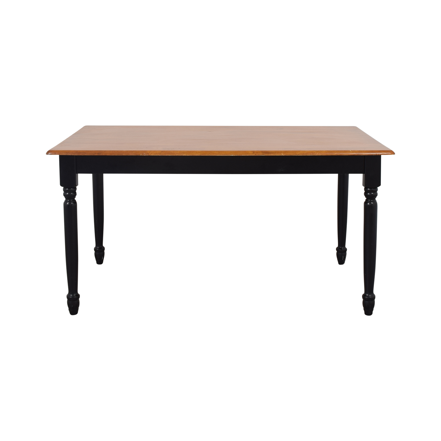 Pottery Barn Pottery Barn Wood Dining Table coupon