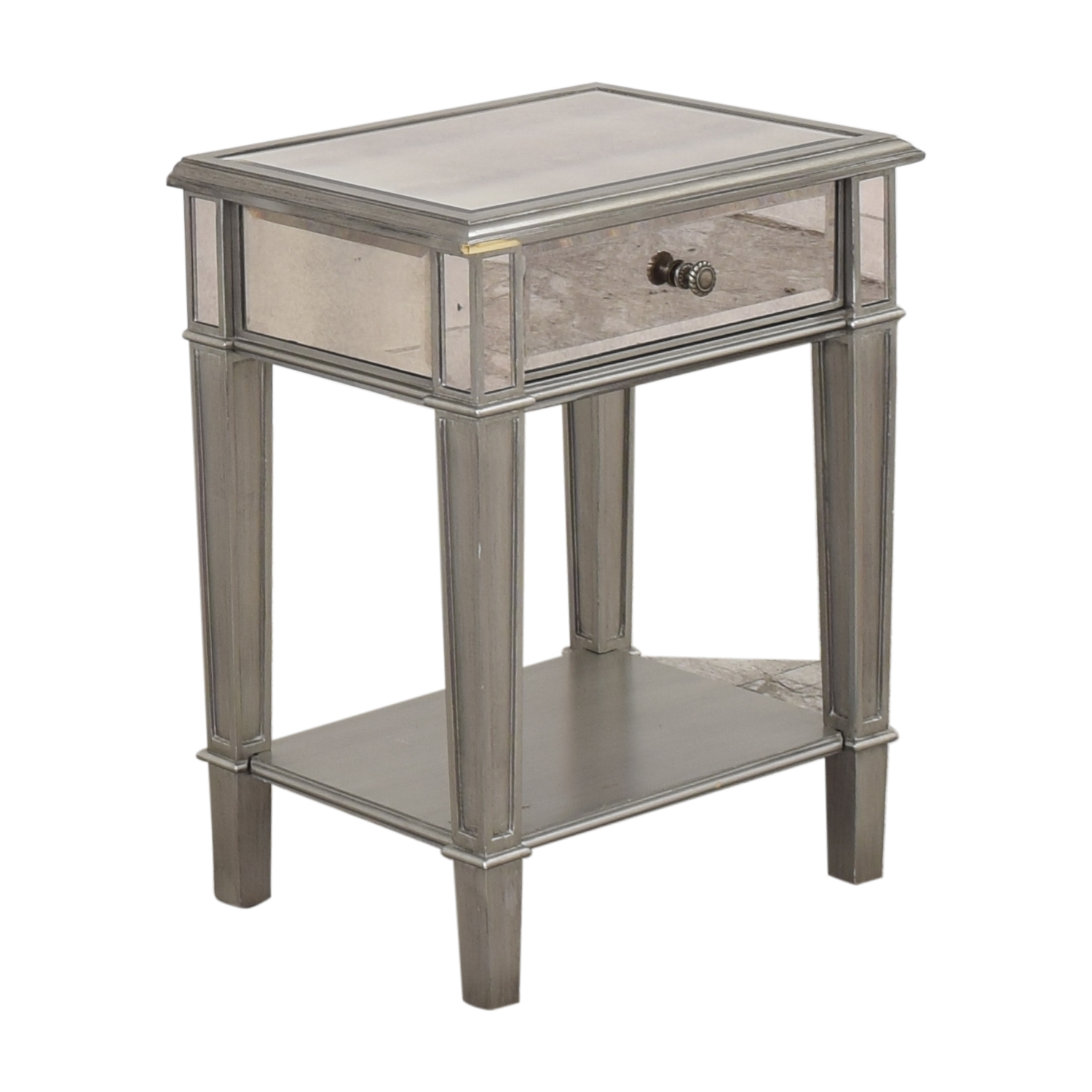 29 Off Pier 1 Pier 1 Mirrored Nightstand Tables