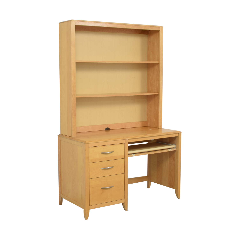 buy Nebraska Furniture Mart Desk with Hutch Nebraska Furniture Mart