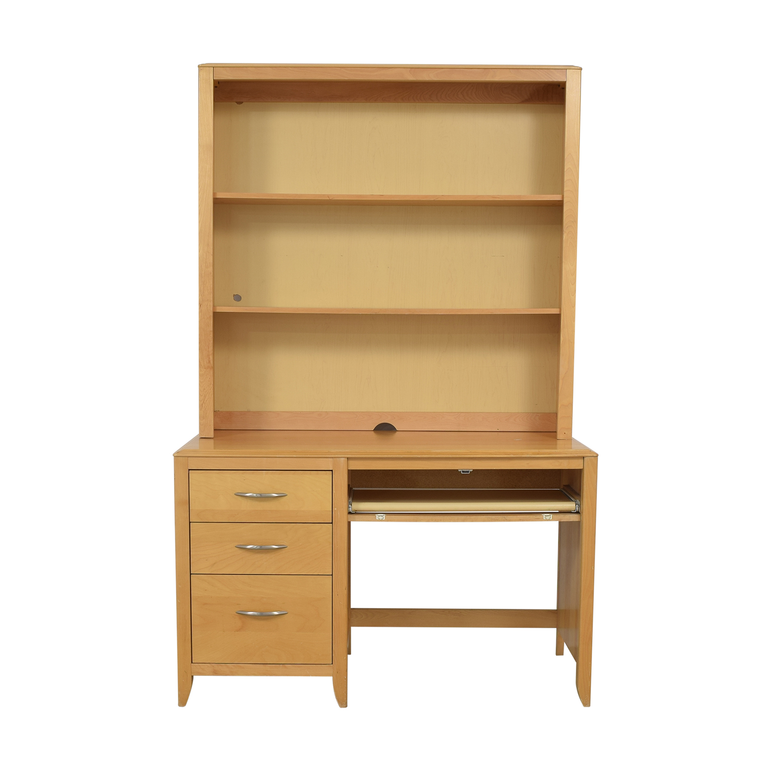 shop Nebraska Furniture Mart Nebraska Furniture Mart Desk with Hutch online
