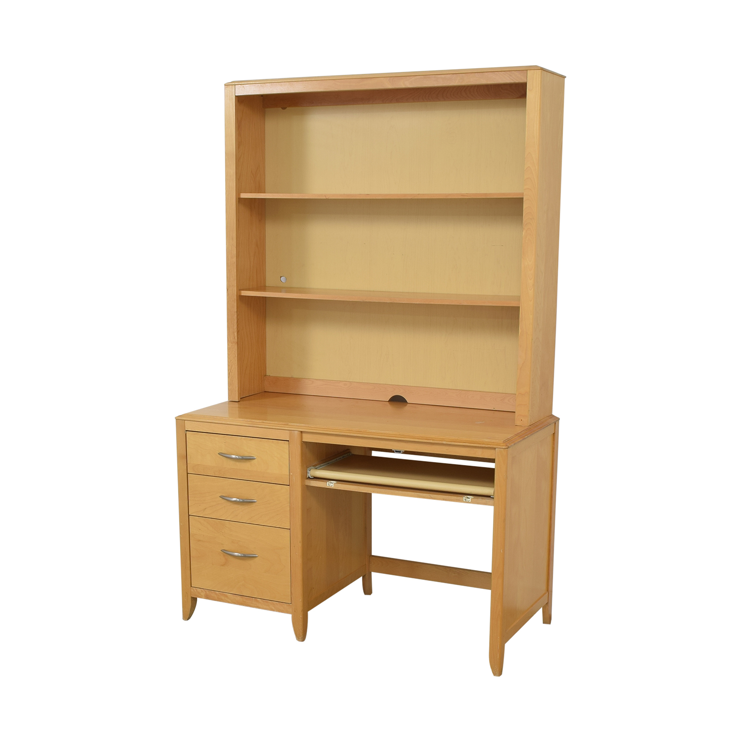 Nebraska Furniture Mart Nebraska Furniture Mart Desk with Hutch ct