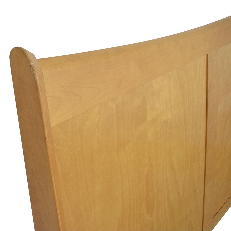 buy Canadian Full Size Bed Frame  Bed Frames