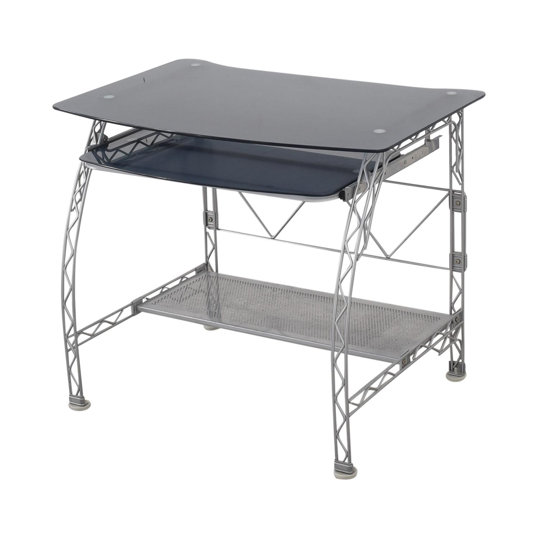 Design Within Reach Design Within Reach Glass Computer Desk nj
