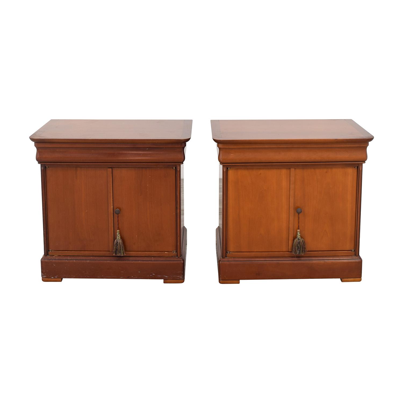 Grange Nightstands / End Tables