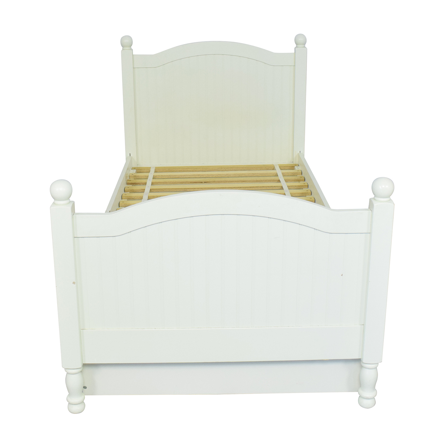 Pottery Barn Kids Pottery Barn Trundle Twin Bed Beds
