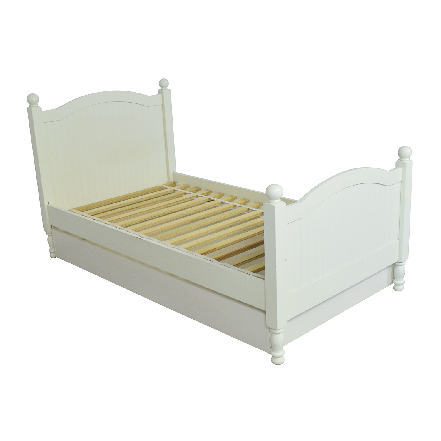 buy Pottery Barn Kids Pottery Barn Trundle Twin Bed online