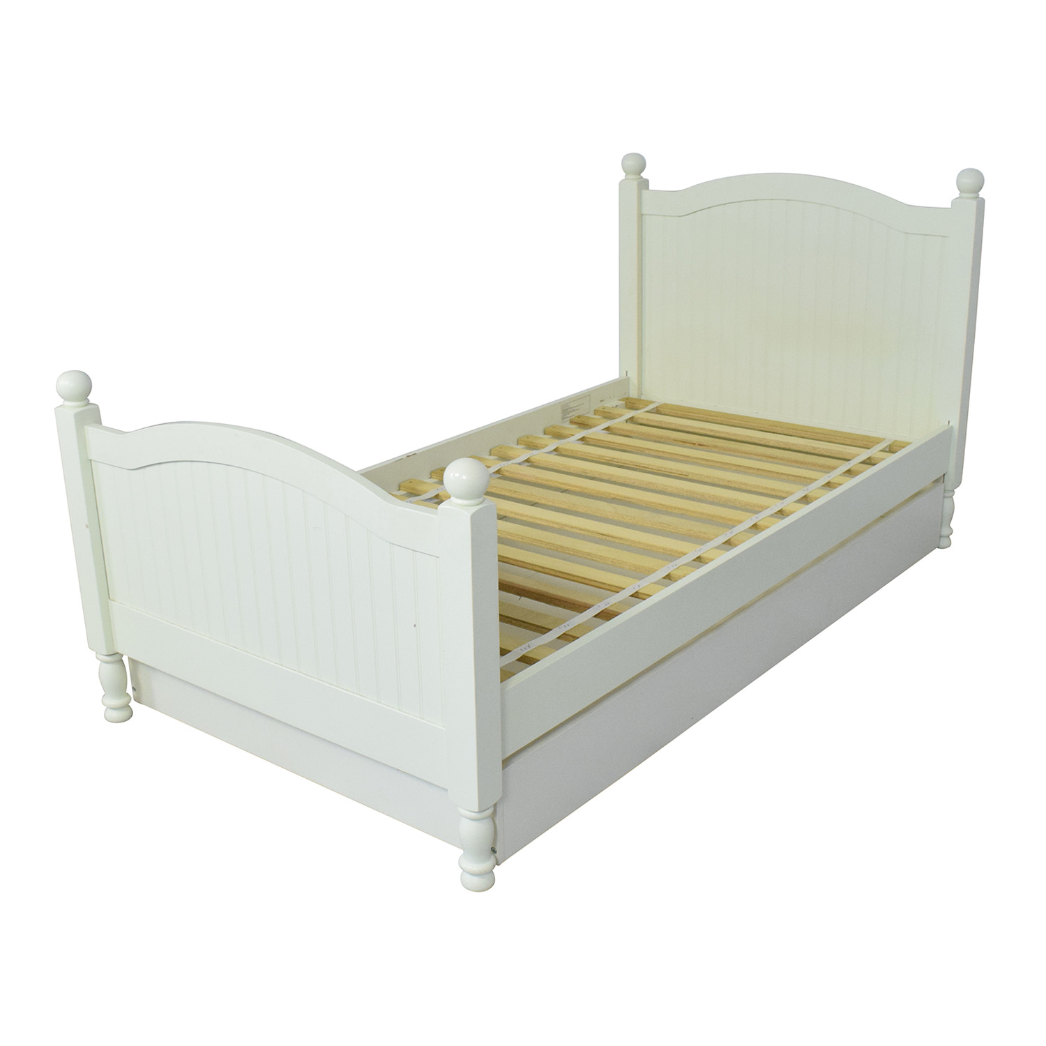 Pottery Barn Kids Pottery Barn Trundle Twin Bed coupon