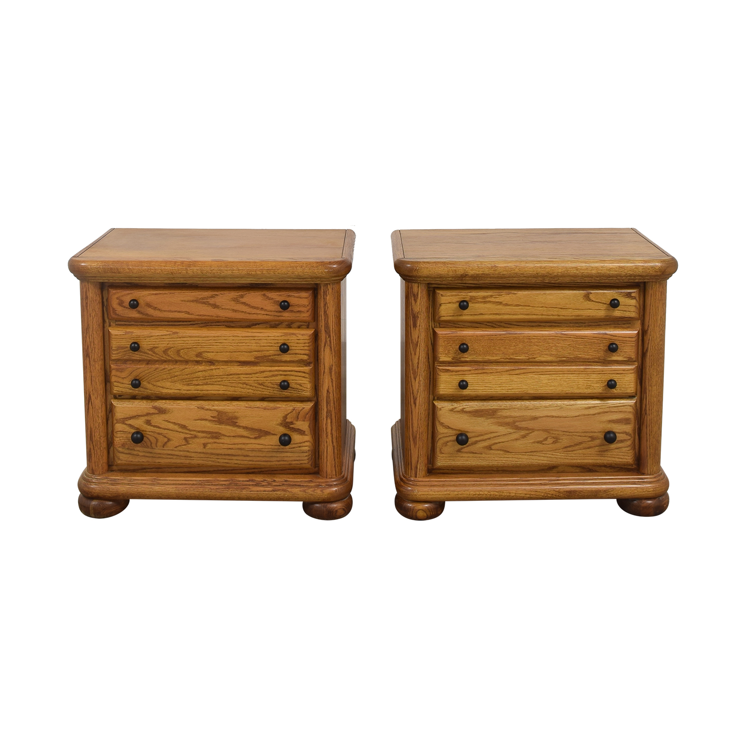Arbek Arbek Storage Nightstands used