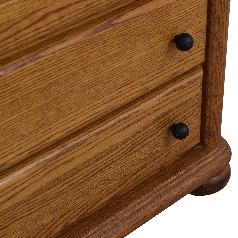 Arbek Three Drawer Armoire / Wardrobes & Armoires