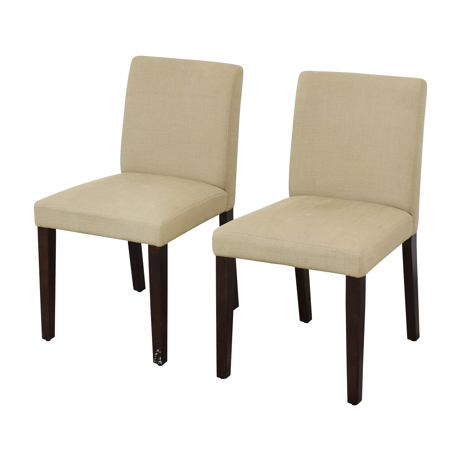 West Elm West Elm Porter Side Chairs nyc