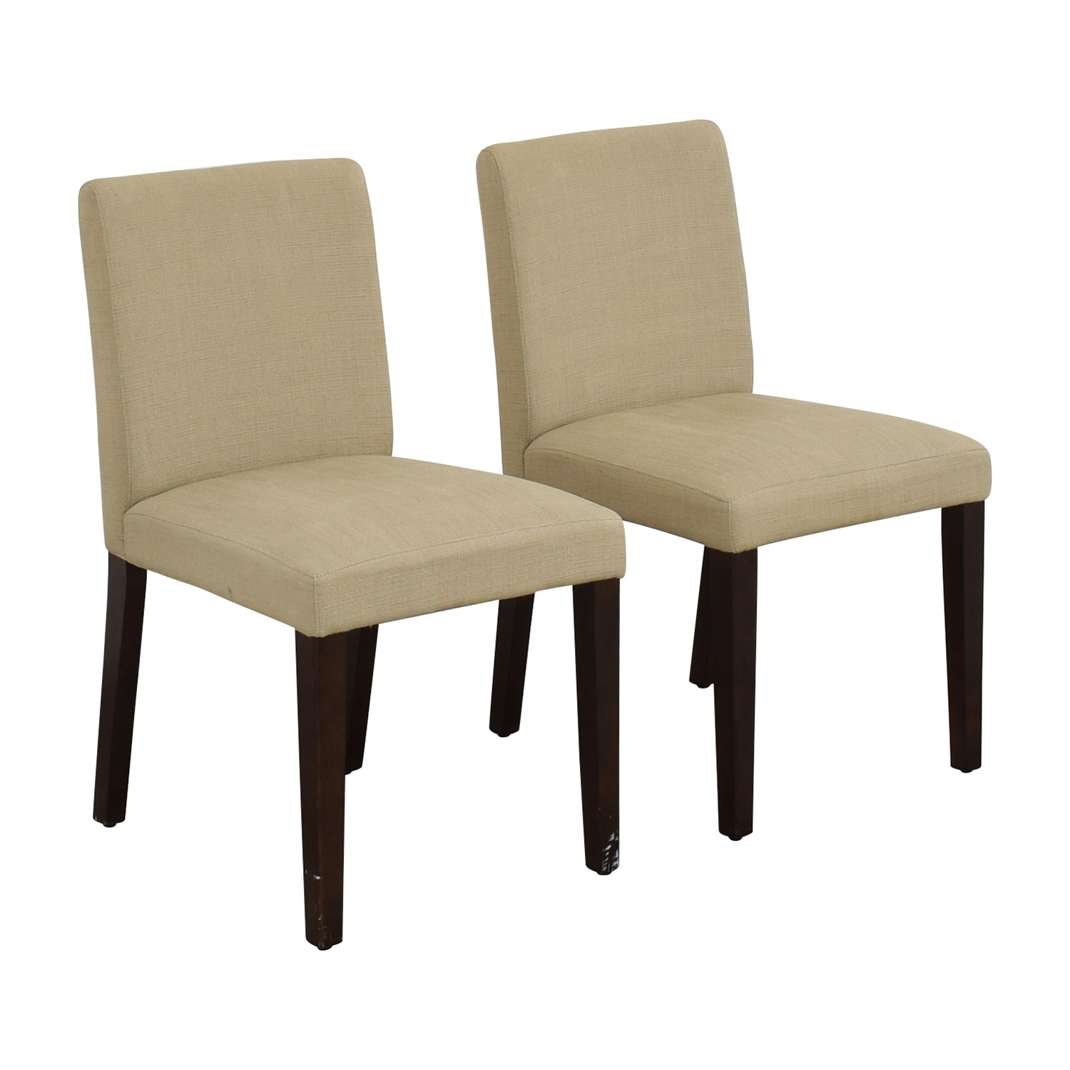 West Elm West Elm Porter Side Chairs on sale