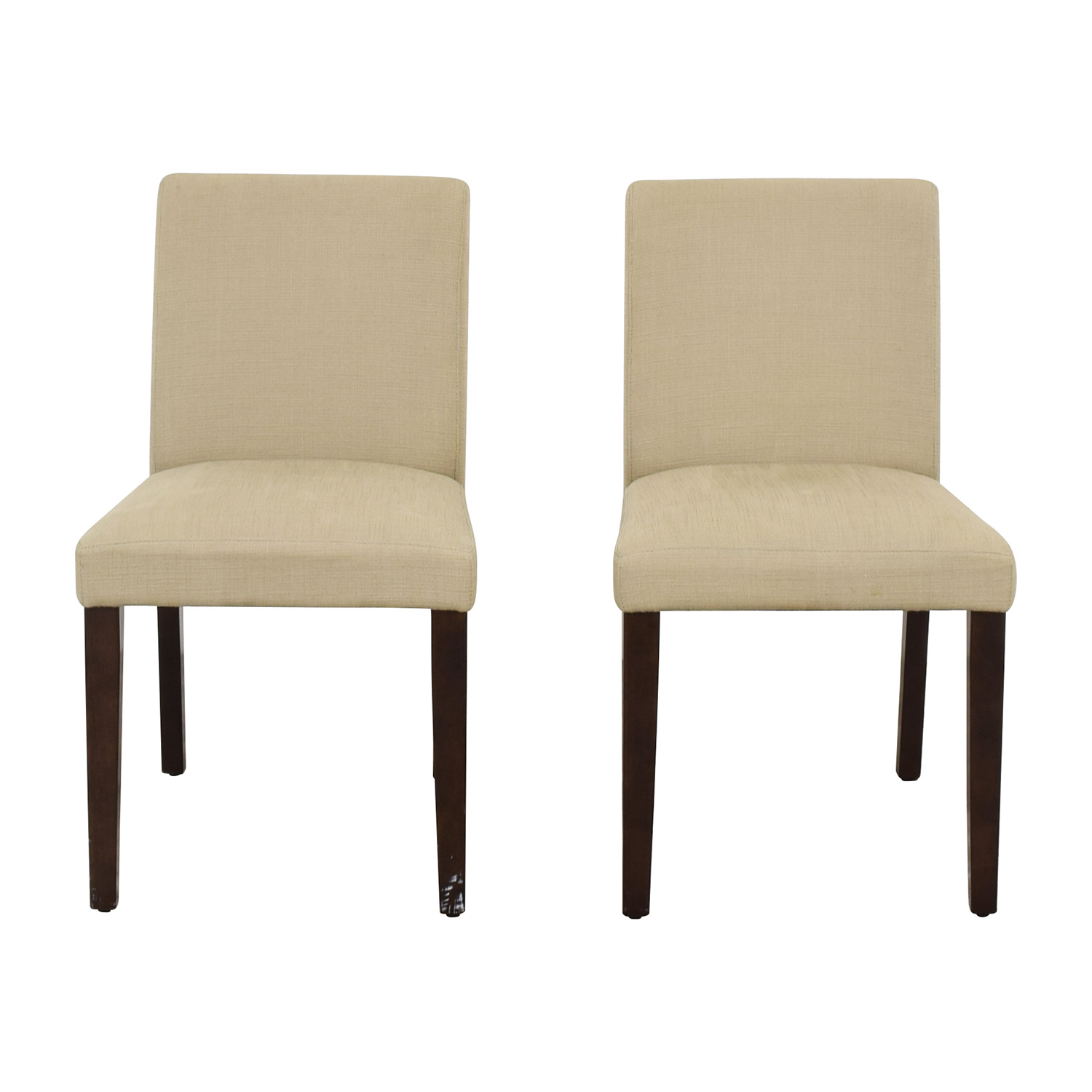 West Elm West Elm Porter Side Chairs pa