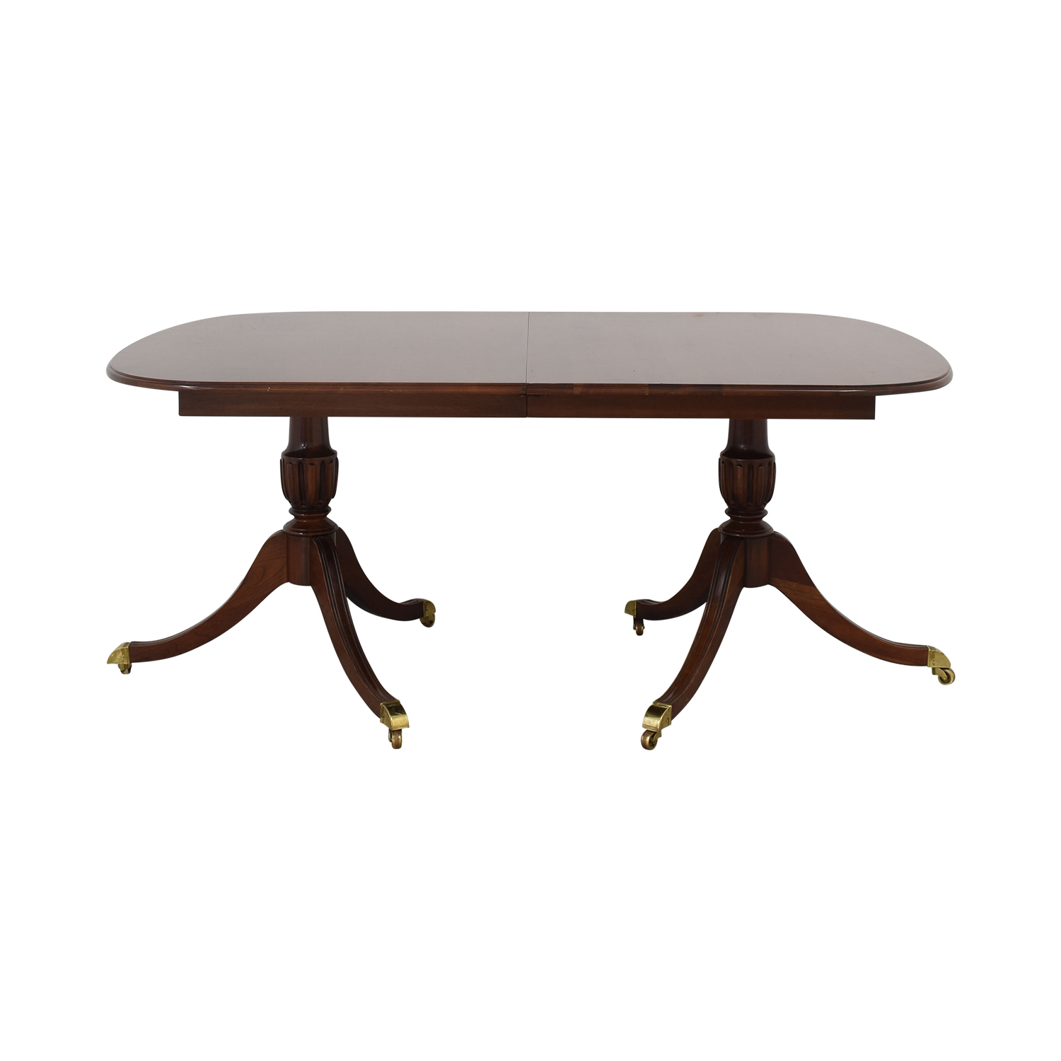 Queen Anne Dining Room Table ma