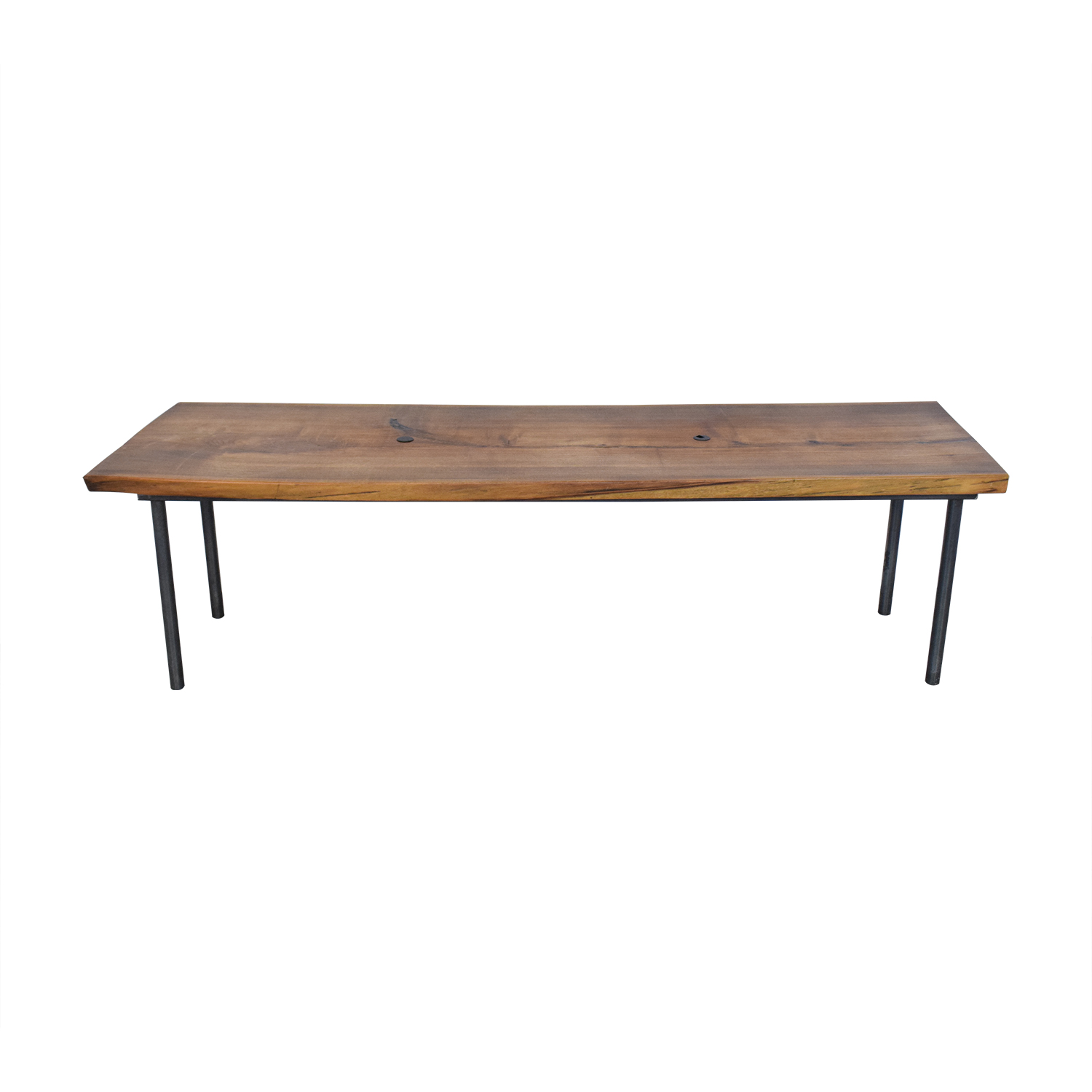 shop Montana Woods Wooden Coworking Desk or Conference Table  Tables