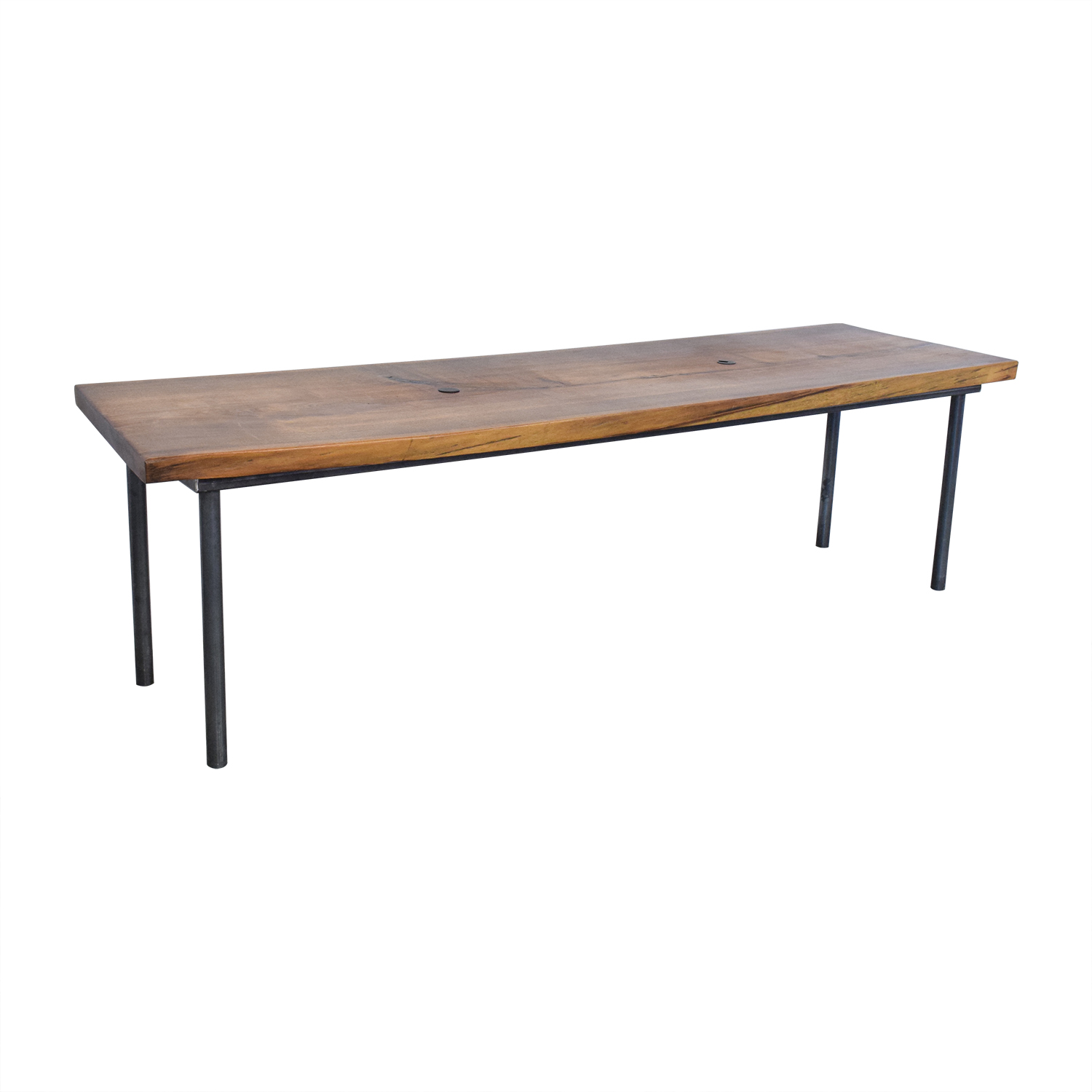 Montana Woods Wooden Coworking Desk or Conference Table pa