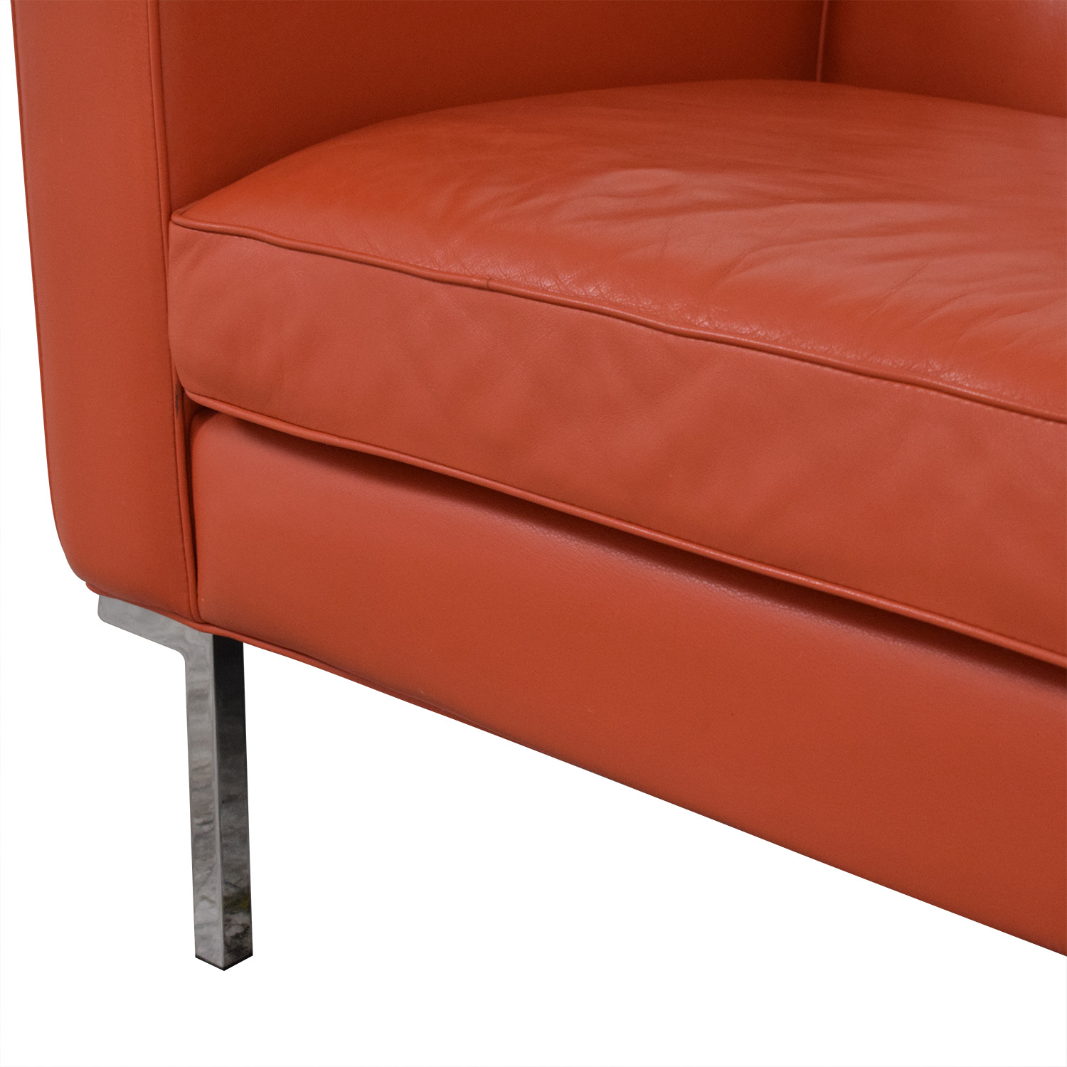 buy Design Within Reach Theater Two-Seater Sofa Design Within Reach Loveseats
