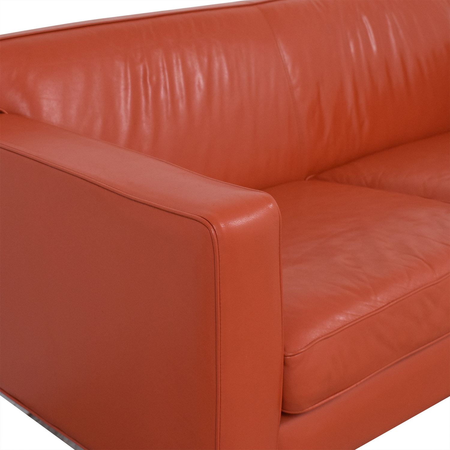 shop Design Within Reach Theater Two-Seater Sofa Design Within Reach Sofas