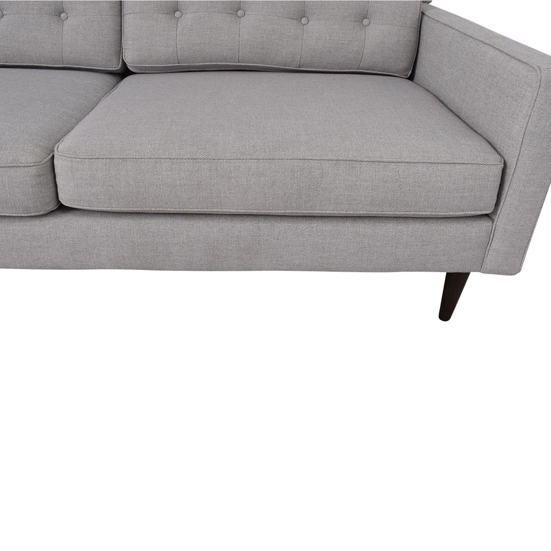 West Elm Drake Sofa / Sofas