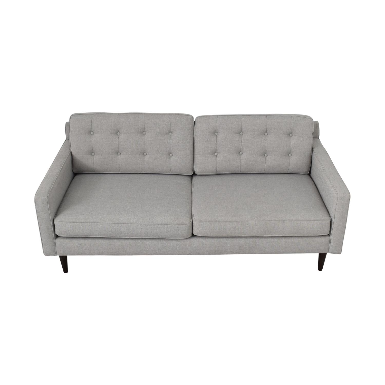 West Elm West Elm Drake Sofa for sale