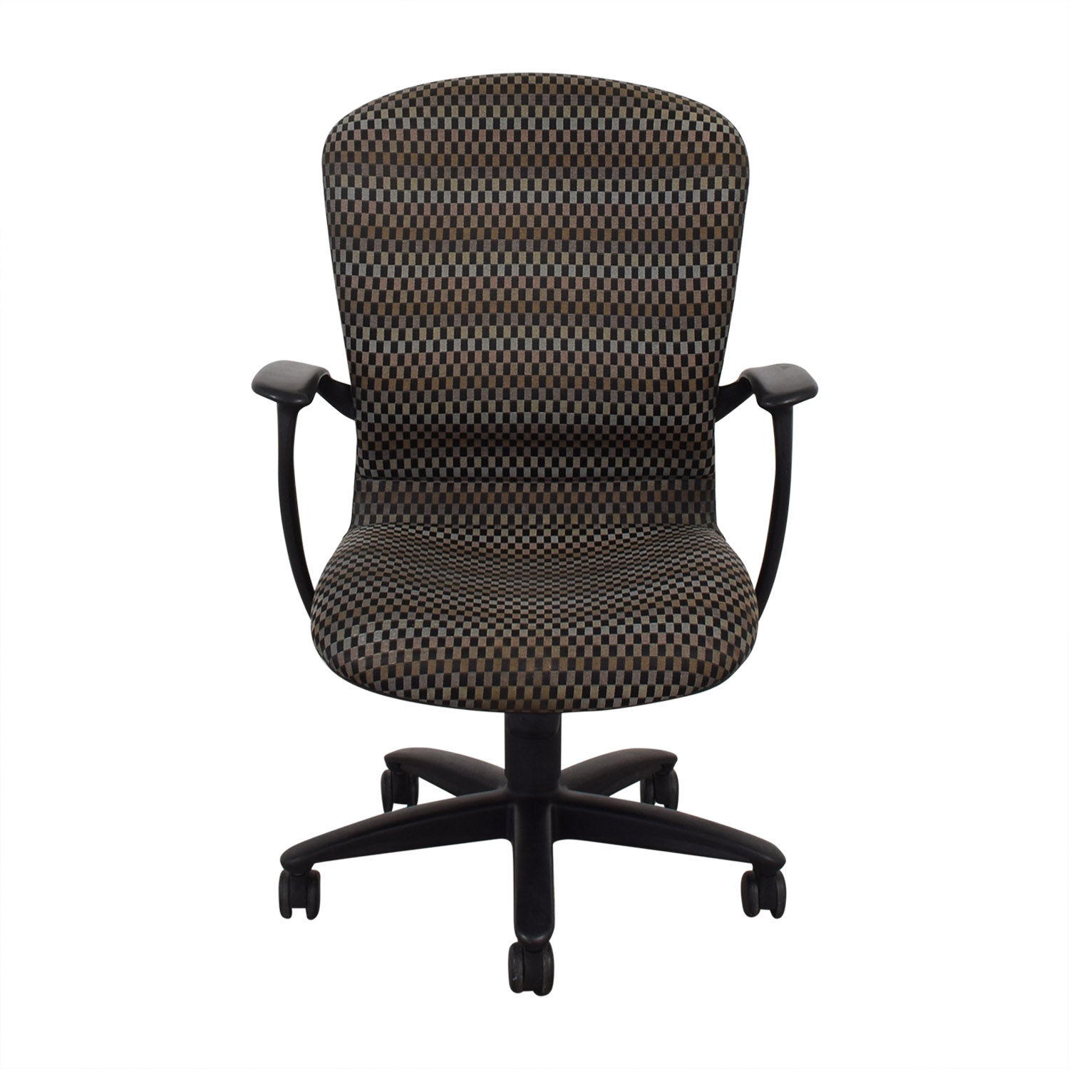 Haworth Improv Office Desk Chair Haworth