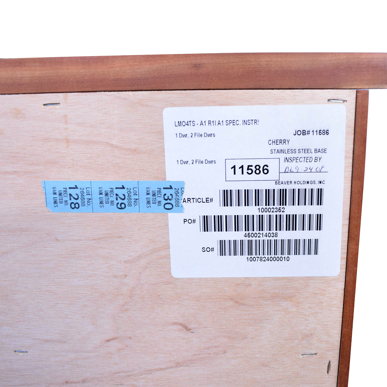 shop Room & Board Linear Sideboard Cabinet Room & Board Cabinets & Sideboards