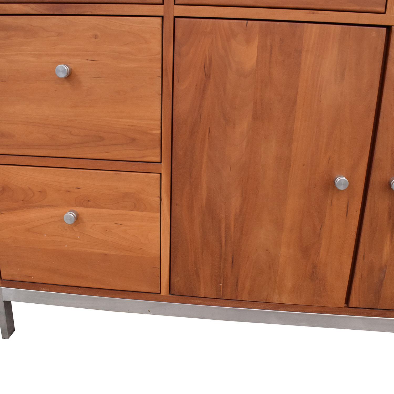 Room & Board Room & Board Linear Sideboard Cabinet ct