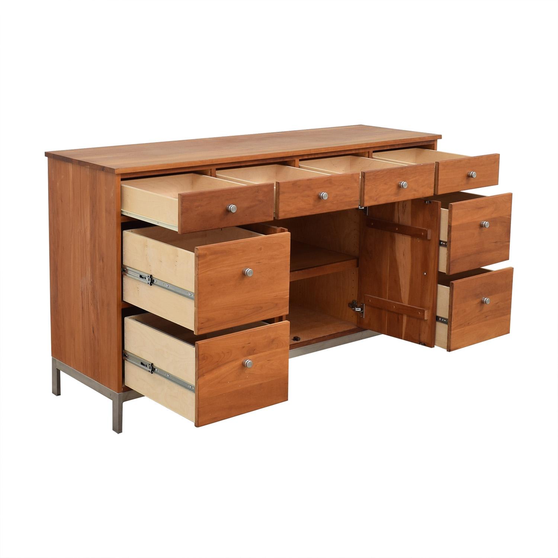 shop Room & Board Room & Board Linear Sideboard Cabinet online