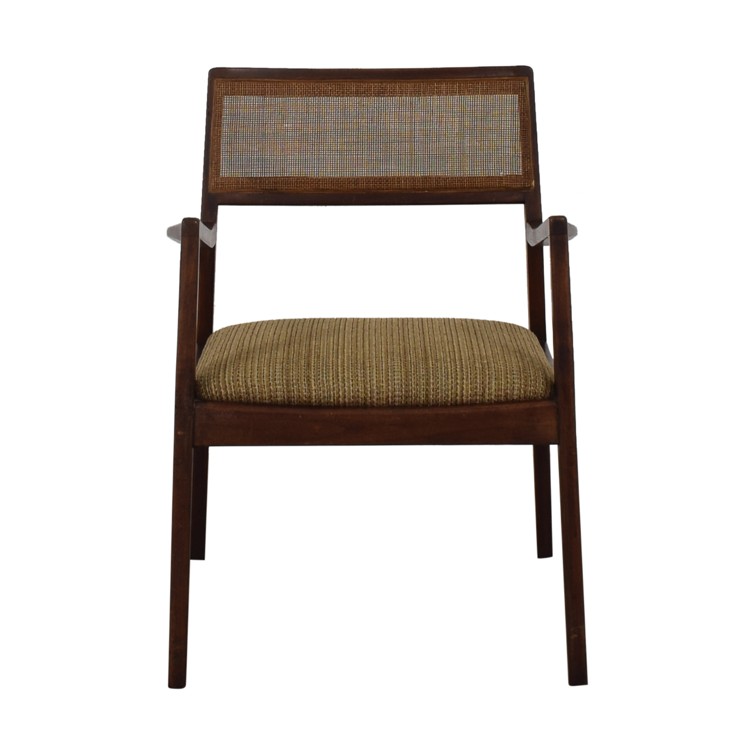 Mid Century Modern Cane Chair coupon