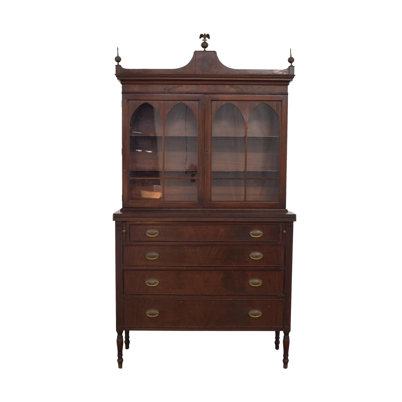 shop  Vintage Secretary Desk online