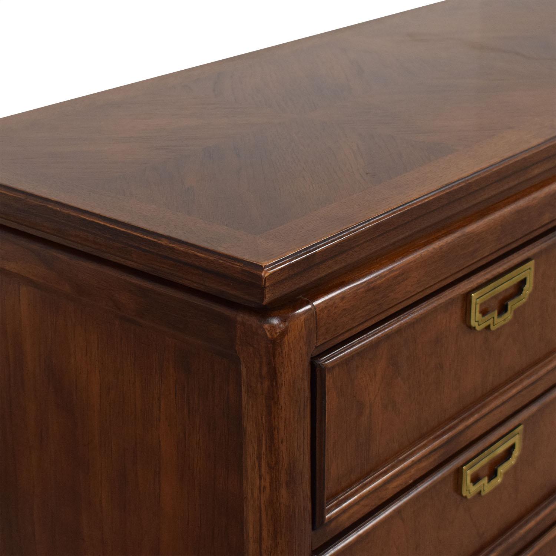buy Thomasville Thomasville Nine Drawer Dresser online