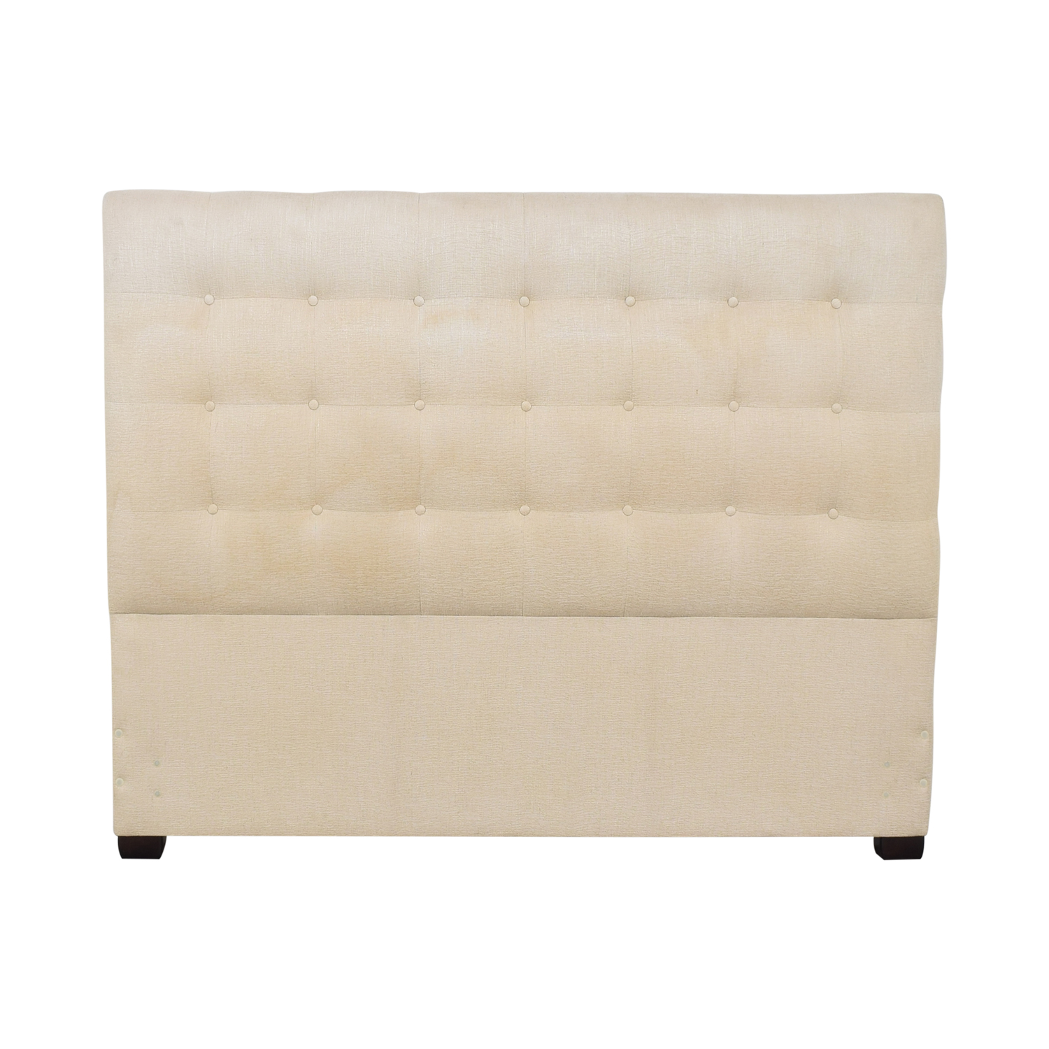 Bernhardt Bernhardt Avery Tufted Queen Headboard used