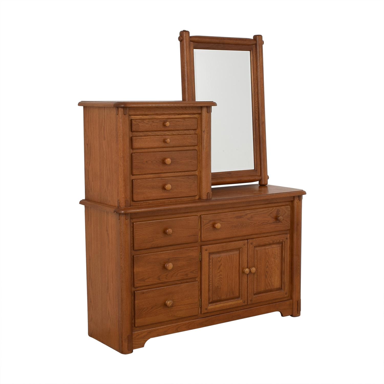 shop Macy's Dresser with Mirror Macy's