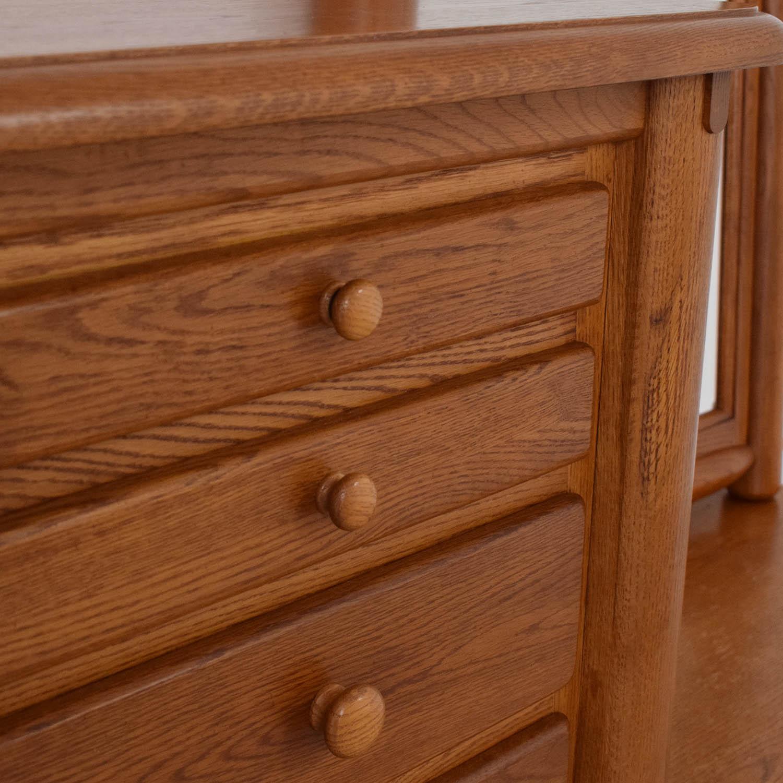 shop Macy's Dresser with Mirror Macy's Storage