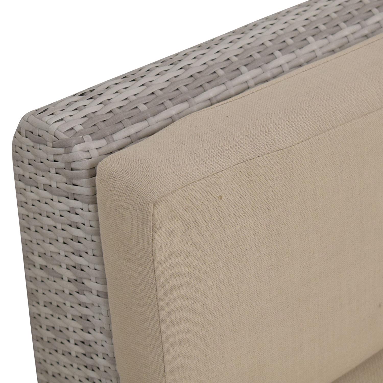 buy CB2 CB2 Ebb Outdoor Sectional Sofa online