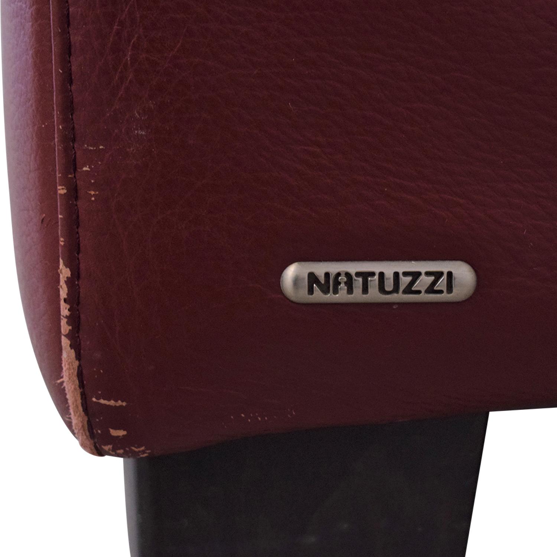 Natuzzi Natuzzi Leather Full Sofa Bed second hand