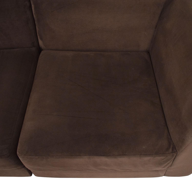 CB2 CB2 Three Piece Modular Sofa