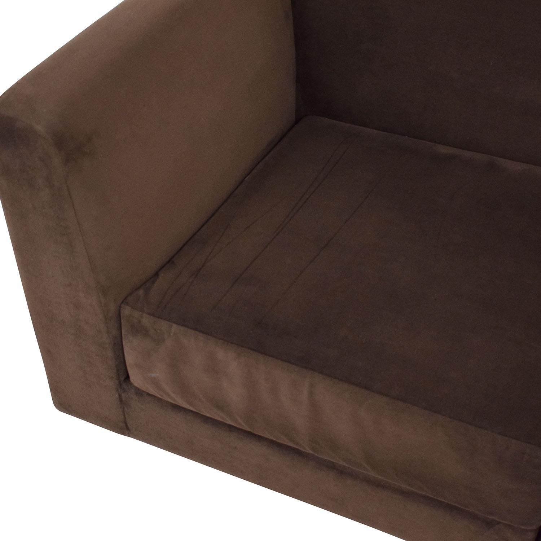 CB2 CB2 Three Piece Modular Sofa discount