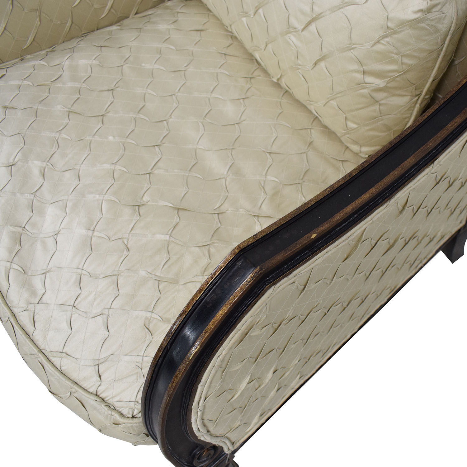Jardine Ent Quilted Side Chair nyc