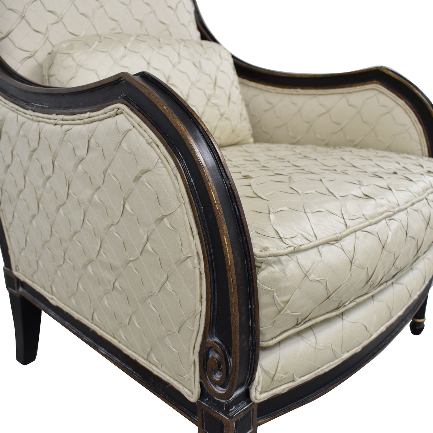 Jardine Ent Quilted Side Chair sale