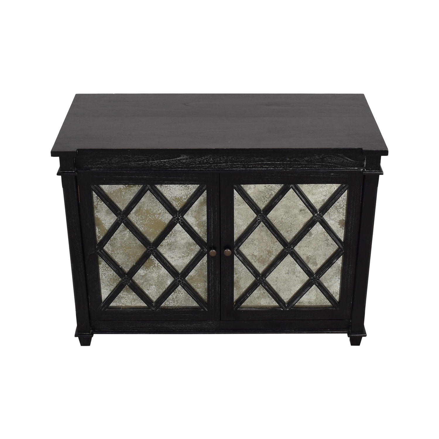 buy Noir Mirrored Cabinet Noir Storage