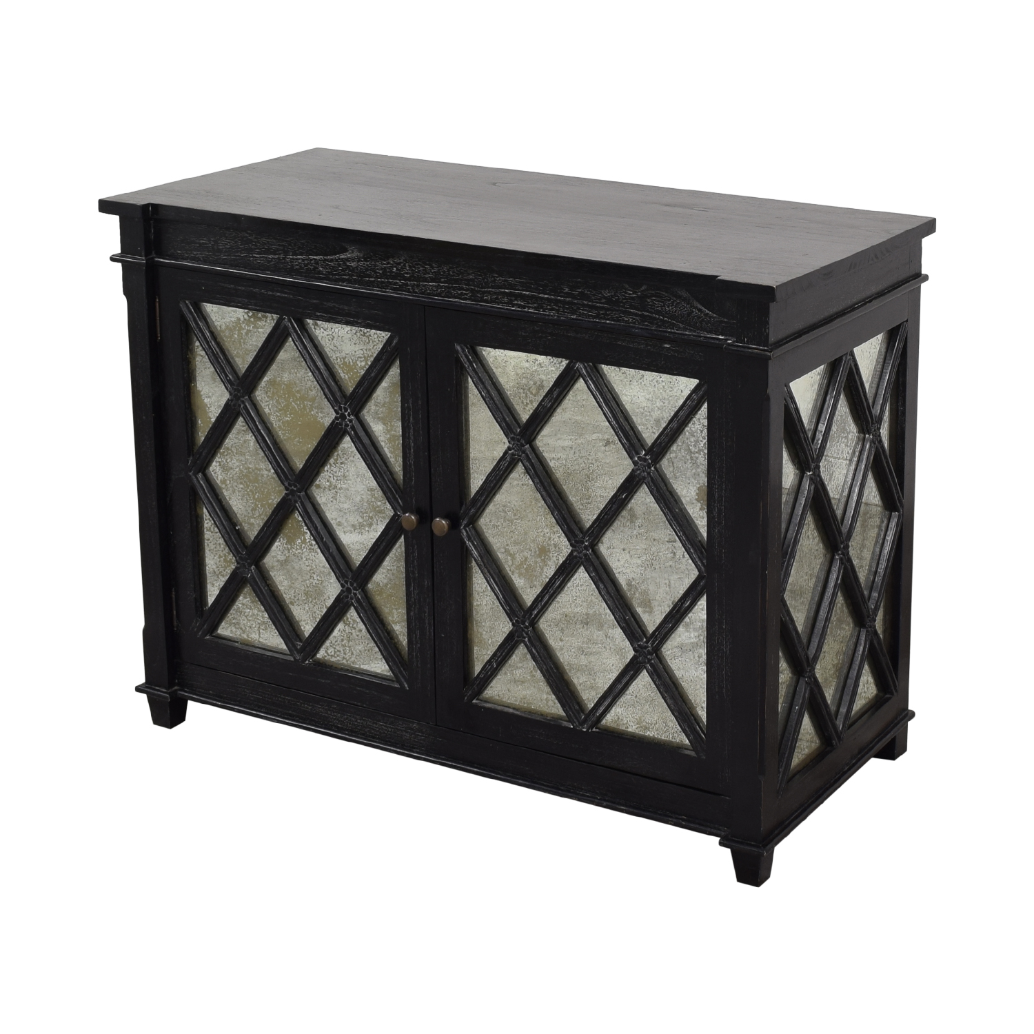 buy Noir Noir Mirrored Cabinet online