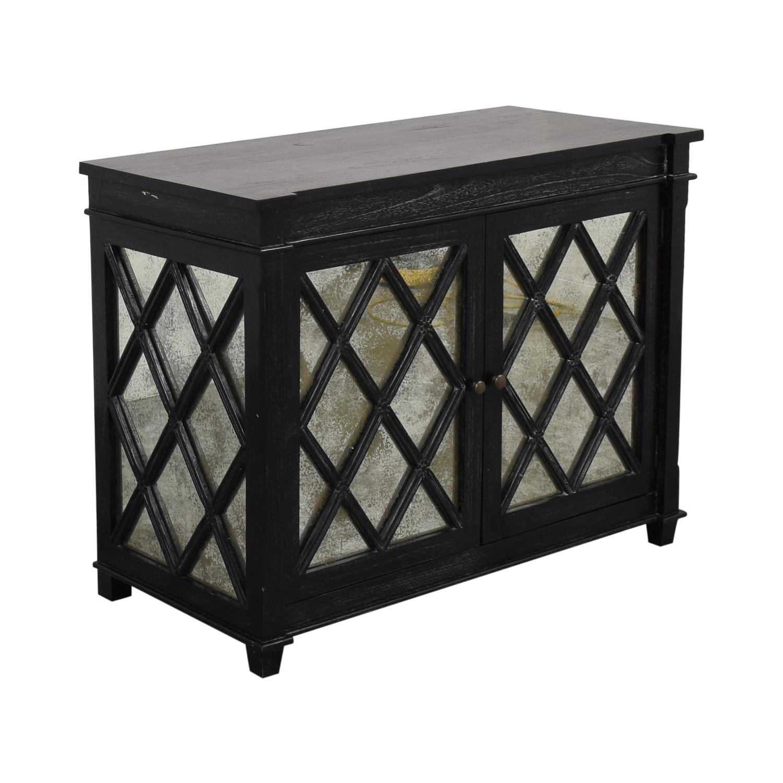 Noir Mirrored Cabinet Noir