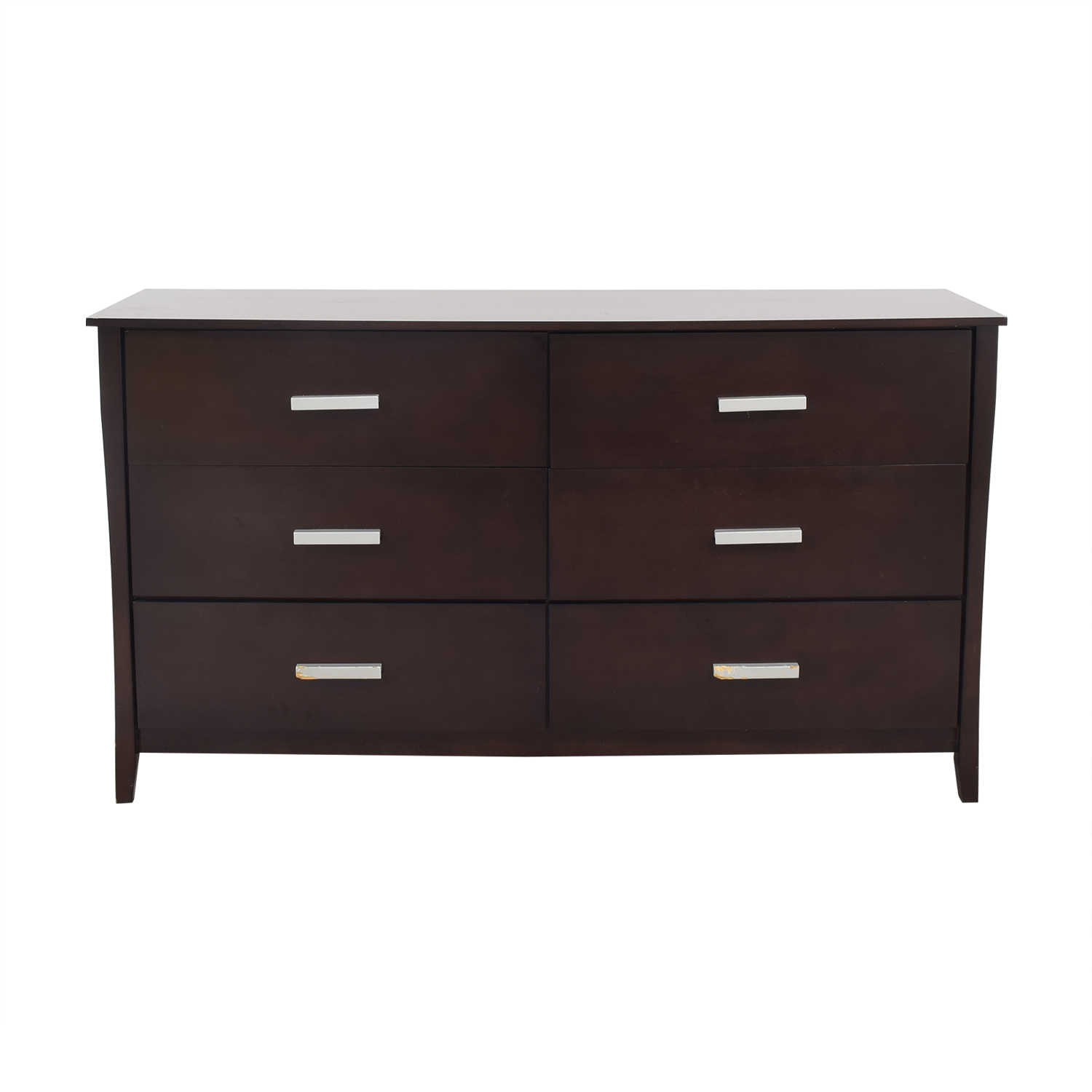 Coaster Fine Furniture Coaster Fine Furniture Six Drawer Dresser discount